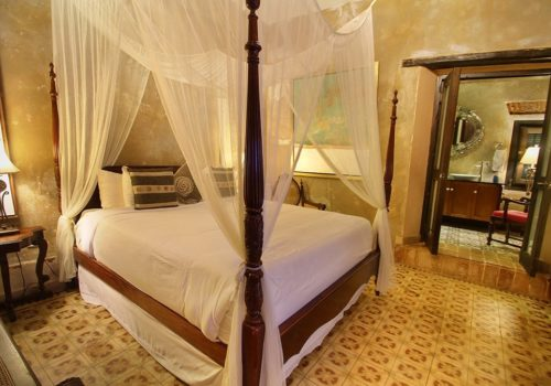 Comfort King Rooms Villa Herencia Hotel